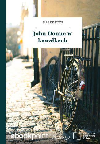 Okładka książki John Donne w kawałkach