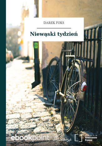 Okładka książki Niewąski tydzień