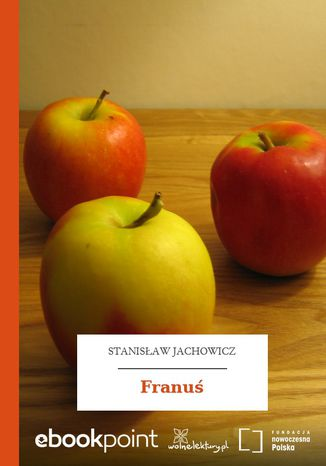 Okładka książki Franuś