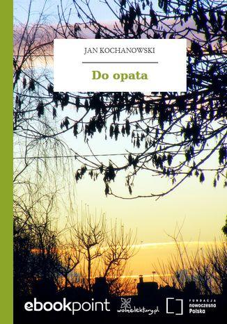 Okładka książki/ebooka Do opata