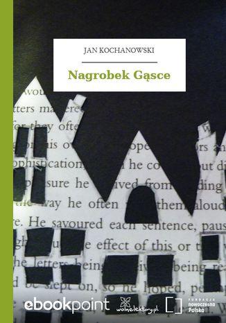 Okładka książki/ebooka Nagrobek Gąsce