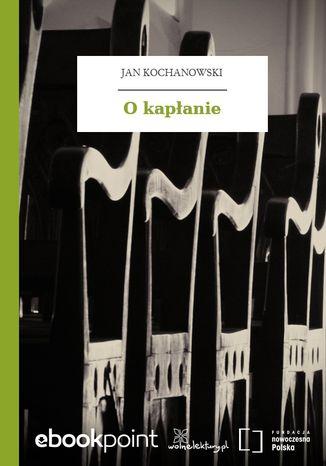 Okładka książki O kapłanie