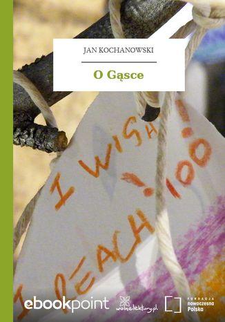 Okładka książki O Gąsce