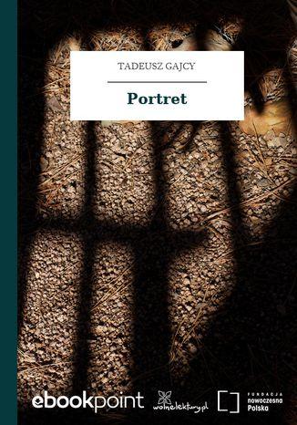 Okładka książki Portret