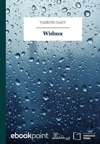 Okładka książki/ebooka Widma