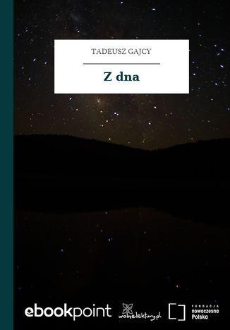 Okładka książki Z dna