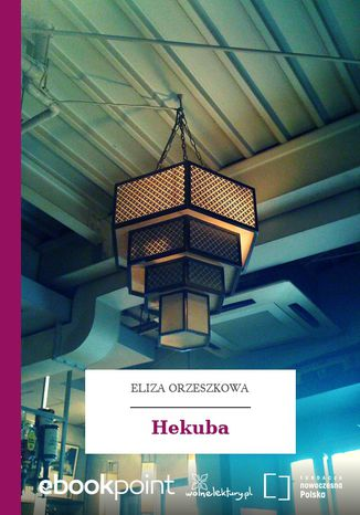 Okładka książki Hekuba