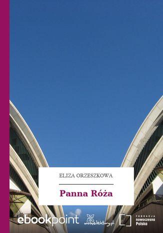 Okładka książki/ebooka Panna Róża