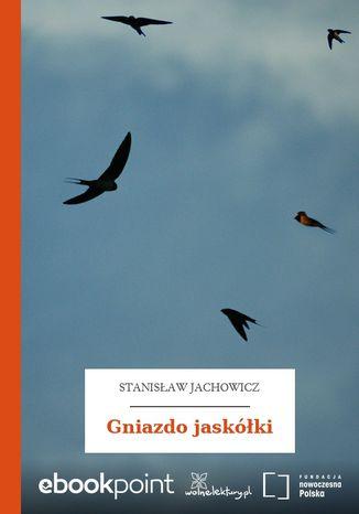 Okładka książki Gniazdo jaskółki