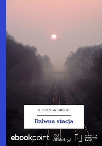 Okładka książki Dziwna stacja