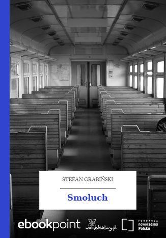 Okładka książki Smoluch