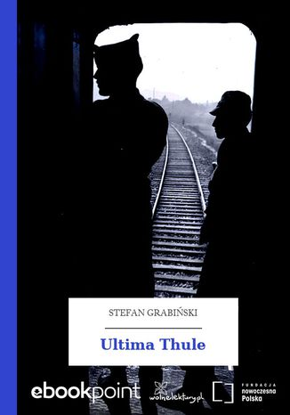 Okładka książki/ebooka Ultima Thule