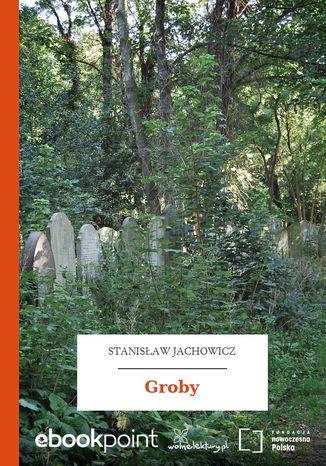 Okładka książki Groby