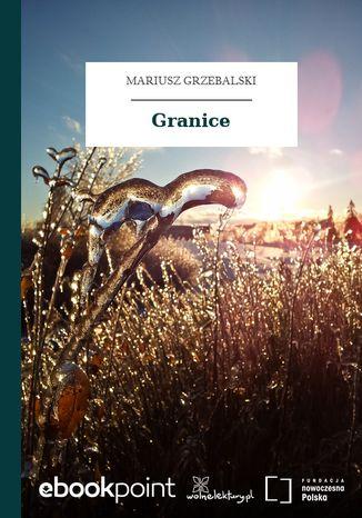 Okładka książki Granice