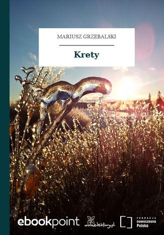 Okładka książki Krety