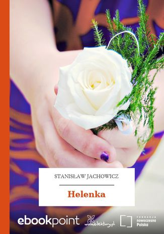 Okładka książki Helenka