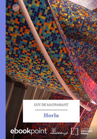 Okładka książki Horla
