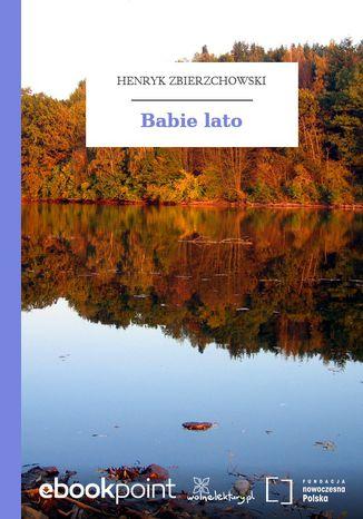 Okładka książki/ebooka Babie lato