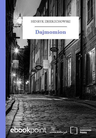 Okładka książki Dajmomion