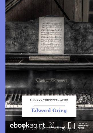 Okładka książki Edward Grieg