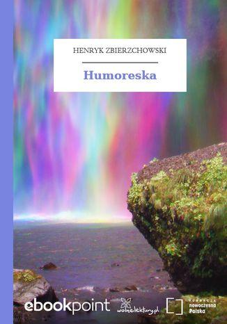 Okładka książki Humoreska