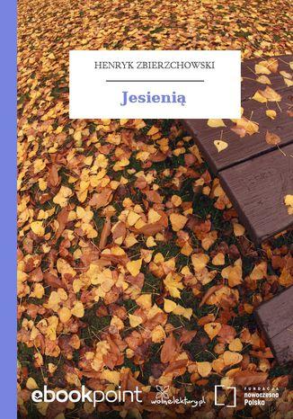 Okładka książki Jesienią