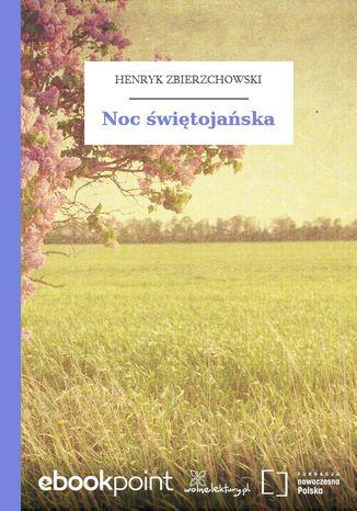 Okładka książki Noc świętojańska