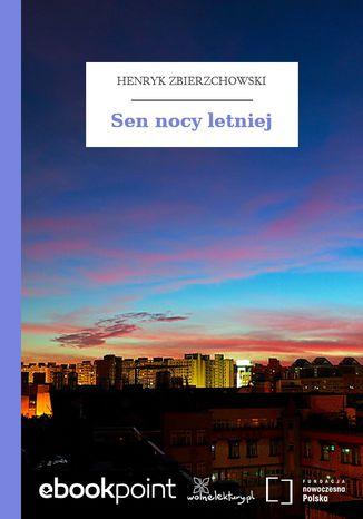 Okładka książki Sen nocy letniej