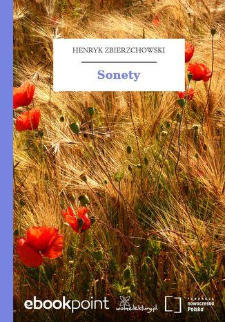Okładka książki/ebooka Sonety