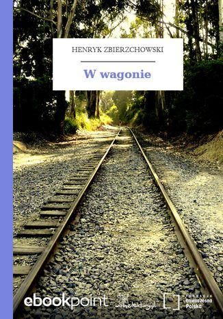 Okładka książki W wagonie