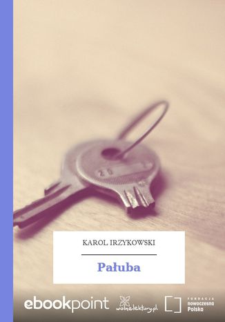 Okładka książki Pałuba