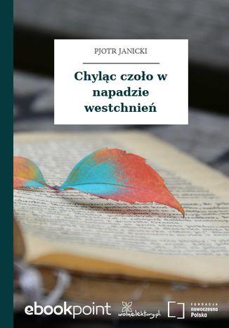 Okładka książki/ebooka Chyląc czoło w napadzie westchnień