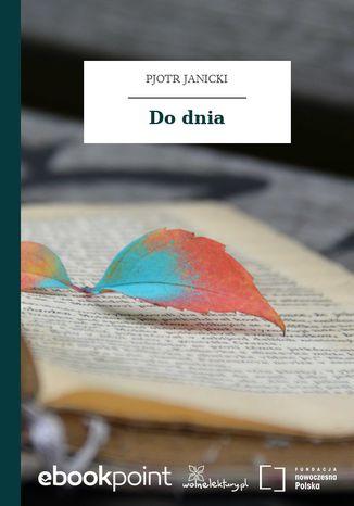 Okładka książki Do dnia
