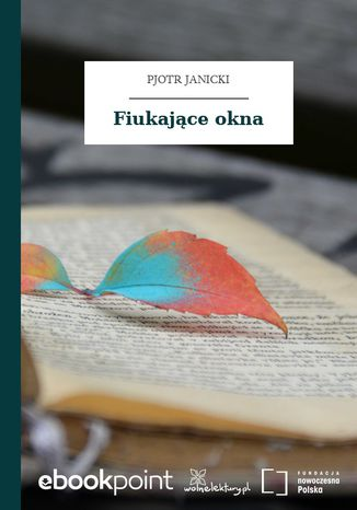 Okładka książki/ebooka Fiukające okna