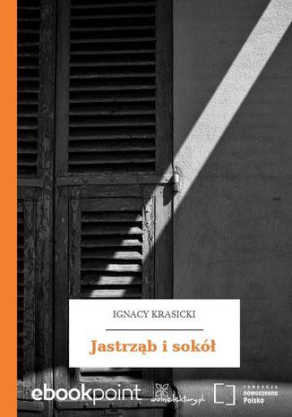 Okładka książki Jastrząb i sokół