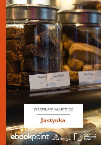 Okładka książki Justynka