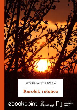 Okładka książki Karolek i słońce