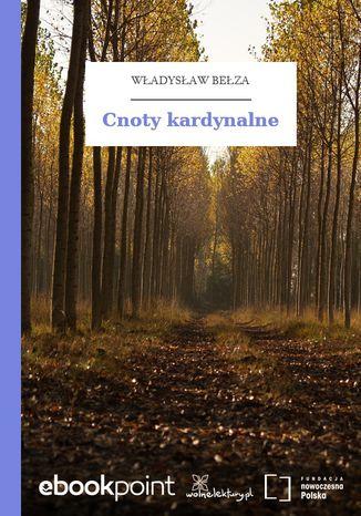 Okładka książki/ebooka Cnoty kardynalne