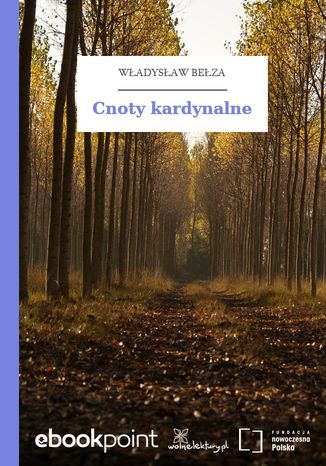 Okładka książki Cnoty kardynalne