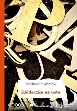 Okładka książki Kłódeczka na usta