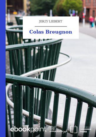 Okładka książki Colas Breugnon