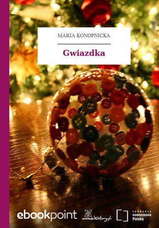 Okładka książki Gwiazdka