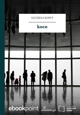Okładka książki/ebooka koce