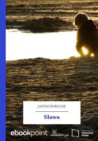 Okładka książki Sława