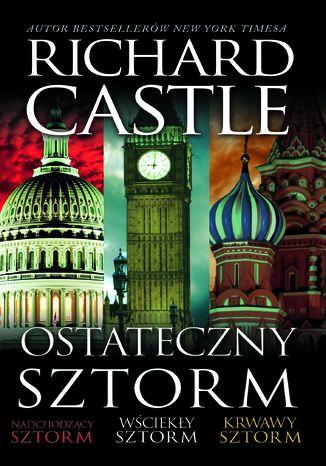 Okładka książki Ostateczny sztorm