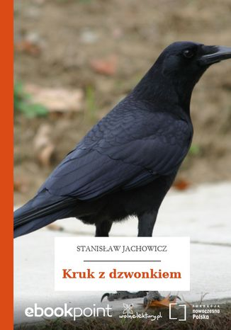 Okładka książki/ebooka Kruk z dzwonkiem
