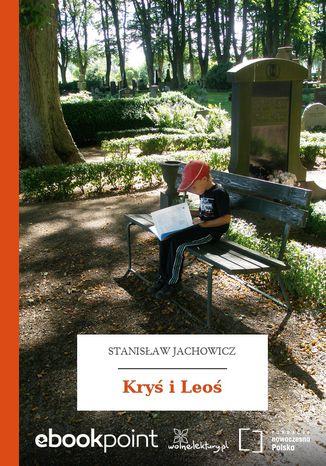Okładka książki Kryś i Leoś