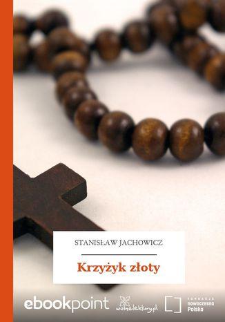 Okładka książki Krzyżyk złoty