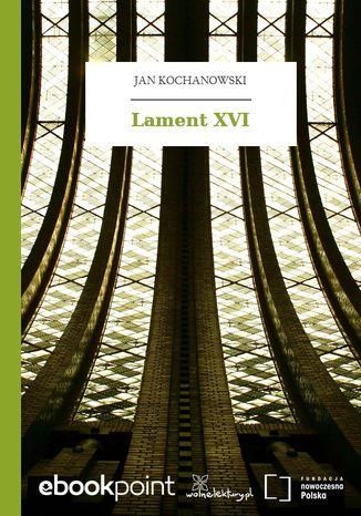Okładka książki Lament XVI