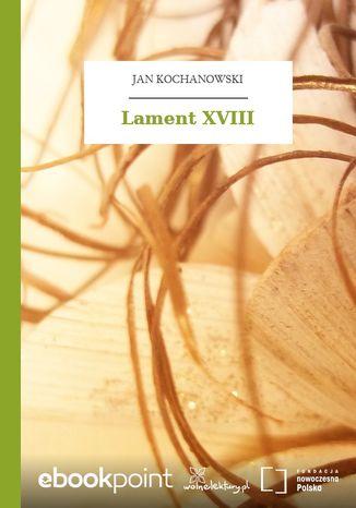 Okładka książki Lament XVIII